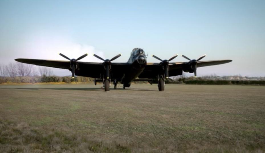 Lancasterbomber