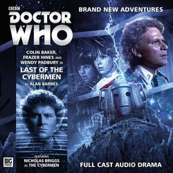 Last of the Cybermen cover