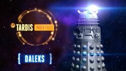 Who Are The Daleks? - TARDIS Index Files - Doctor Who