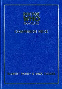 Companion Piece limited edition cover