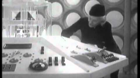 The Tardis takes off for first time - An Unearthly Child - BBC