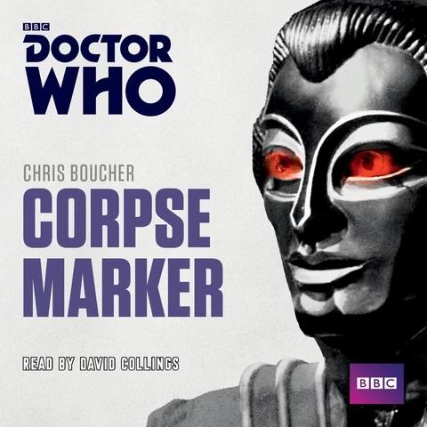 Past Doctor Adventures [27] Corpse Marker - Chris Boucher