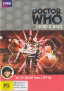 Underworld DVD Australian cover
