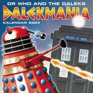 2004 Dalekmania Calendar