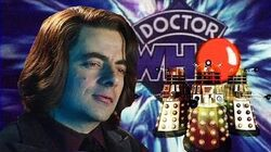 Rowan Atkinson is Doctor Who - Classic Comic Relief