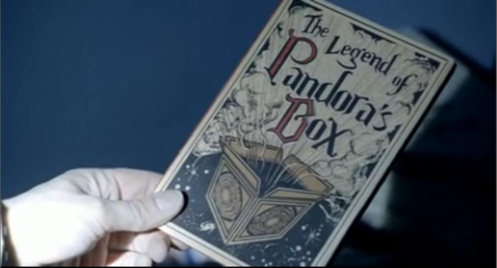 The Legend of Pandora's Box