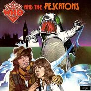 DW and the Pescatons Argo record cover