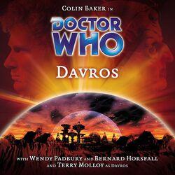 Davros cover