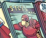 Steel Man (in-universe comic book)