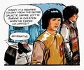 K9, Adric and the Doctor Plague World.jpg