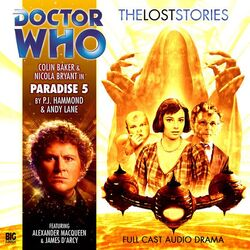 Paradise 5 cover