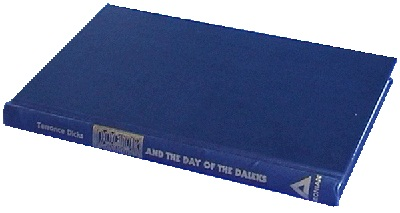 File:Doctor Who and the Day of the Daleks 1978 USA Hardcover.jpg