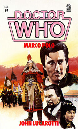 Marco Polo paperback