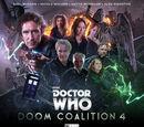 Doom Coalition 4 (audio anthology)