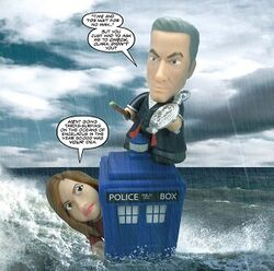 12th Doctor Comics Ebbiding Tide