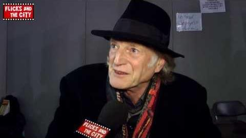 Doctor Who 50th Anniversary - An Adventure in Space and Time - David Bradley Interview