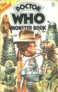 Second Doctor Who Monster Book PB