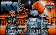 Dalek Attack title screen