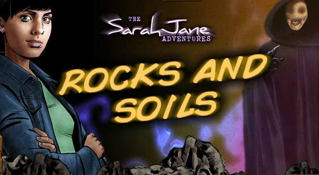 Rocks and soils video game tardis fandom powered by for Rocks and soil wikipedia