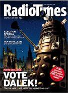 RT Vote Dalek
