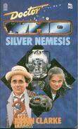 Silver Nemesis novel