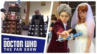 Gallifrey One 2016 - Doctor Who The Fan Show