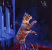 The Cat Who Walked Through Time II