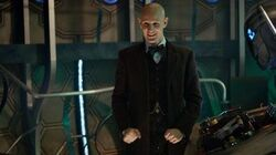 Bald Doctor & The Key in the Quiff Routine - Doctor Who - The Time of the Doctor - BBC