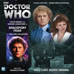 Spaceport Fear cover