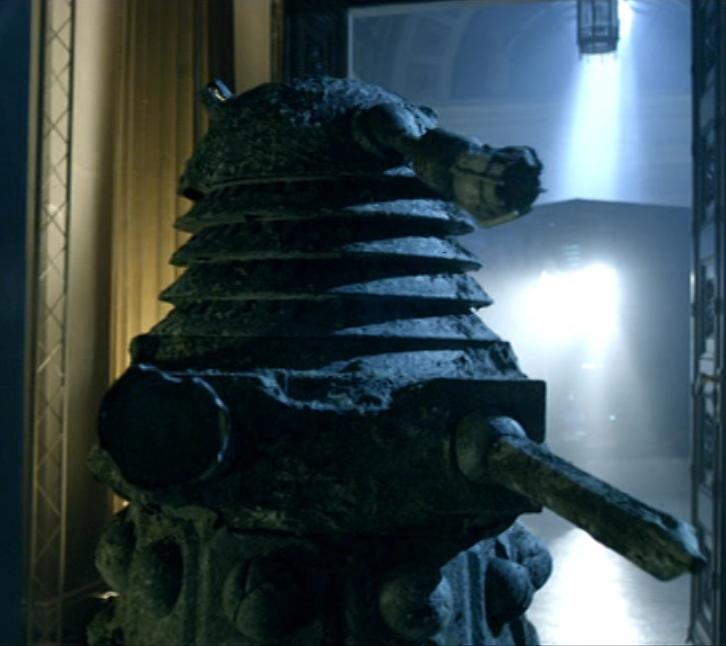 A Stone Dalek