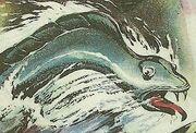 Electric eel MenaceoftheMonstrons
