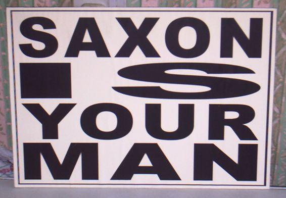 File:SAXON IS YOUR MAN.JPG