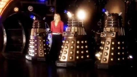 No weapons, no defences, no plan - Doctor Who - Bad Wolf - Series 1 -BBC