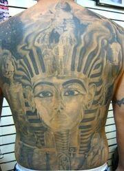 Egyption tattoos