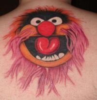 Animal-from-the-Muppets-tattoo-70471