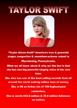 Taylor Swift - Bio