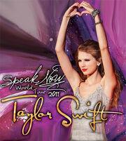 Speak Now World Tour 2011