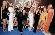 Some Of The Squad At The MTV VMA'S.