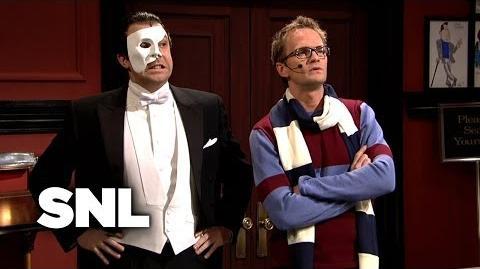 Save Broadway - Saturday Night Live