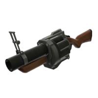 Backpack Grenade Launcher