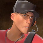 Scout avatar TF2
