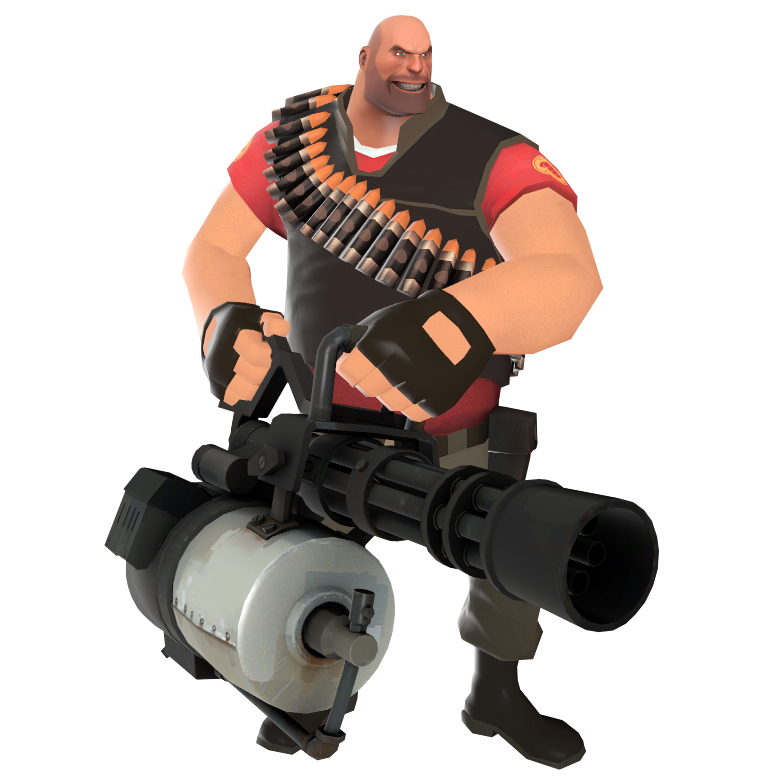 team fortress 2 meet the heavy russian weapons