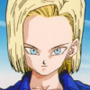 Android 18 Portrait