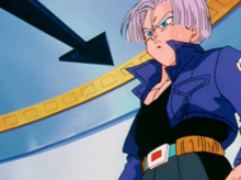 Future Trunks in the Hyperbolic Time Chamber