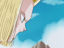 Android 18 calls on Cell to release Android 17