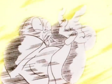 Freeza's seeming death