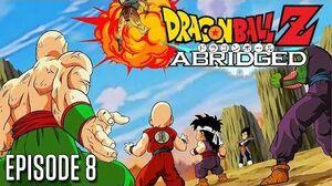 DragonBall Z Abridged Episode 8 - TeamFourStar (TFS)
