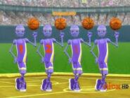 Basketball Robots