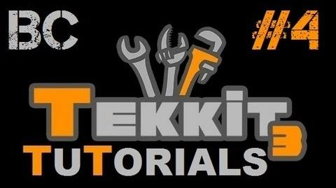 Tekkit Tutorials - BC 4 - Refineries, Pumps, Tanks, Mining Wells!