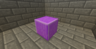 Purple Construction Foam